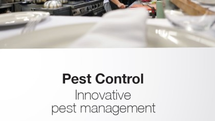 Pest Control Innovations| Brochure